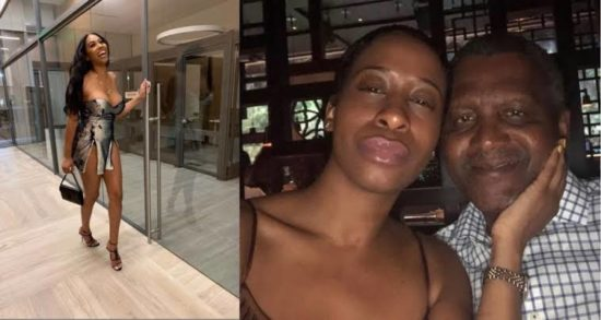 Dangote Says His Ex-Girlfriend Tried To Extort $5 Million From Him 1