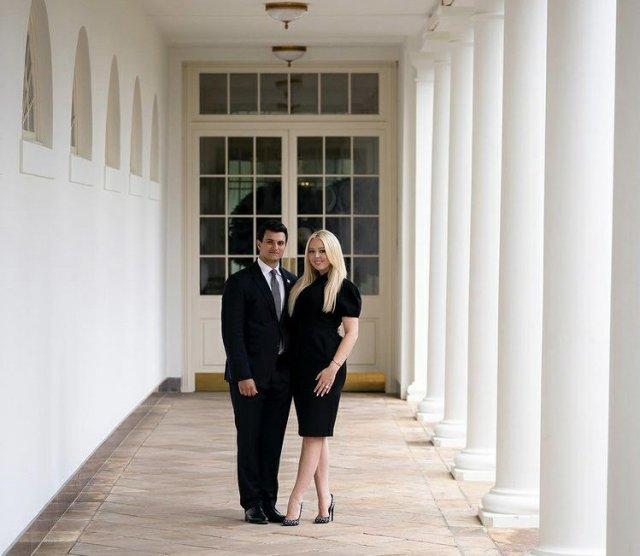 Tiffany Trump & Boyfriend Michael Boulos are Engaged! 1