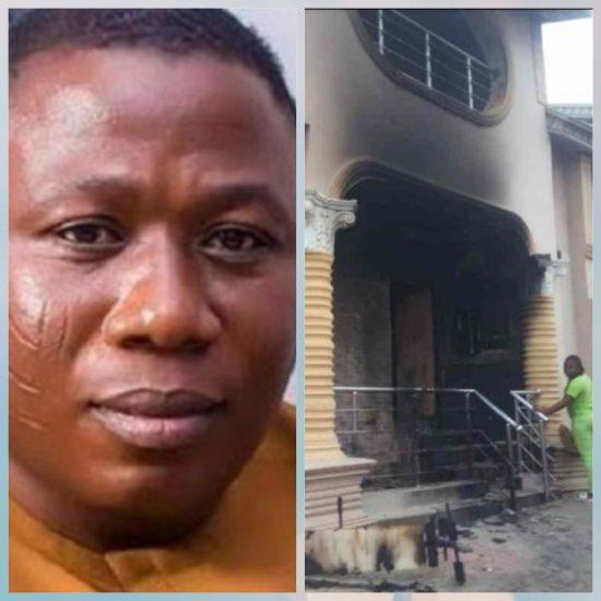 I Can't Blame Fulani People For Burning Down My House – Sunday Igboho 1