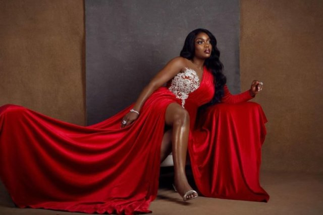 Birthday Queen! Bisola Aiyeola Shares Beautiful Photos To Mark 35th Birthday 1