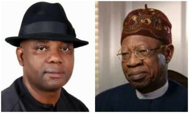 APC Deputy Secretary, Yekini Nabena fires back at Lai Mohammed says he has failed woefully 1