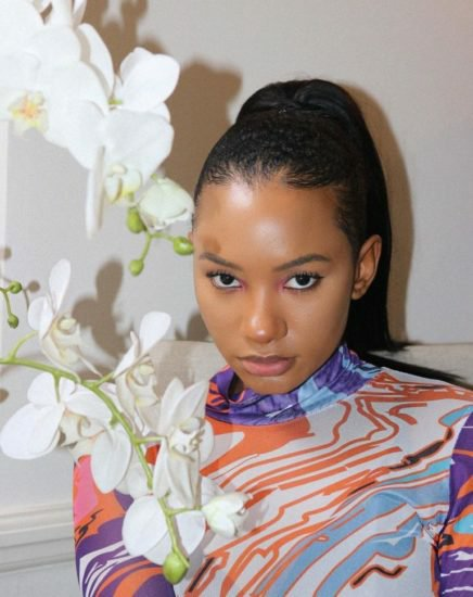 Temi Otedola says we let society lie to us that stretch marks aren't beautiful 1