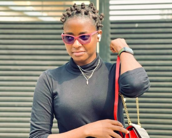 See new photos of influencer, Motara; She has moved past her o predicament 1