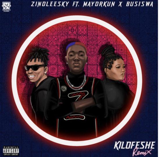 Zinoleesky – Kilofeshe (Remix) ft. Mayorkun & Busiswa