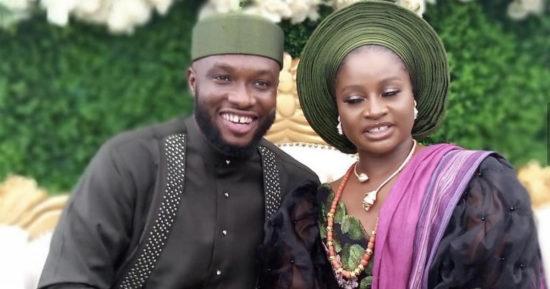 Actor, Emmanuel Ikubese and his wife, Anita Adetoye trigger breakup rumour 1