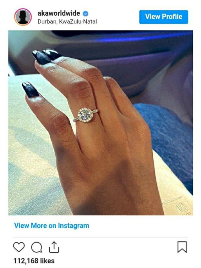 #ICYMI! AKA Is Engaged! 3
