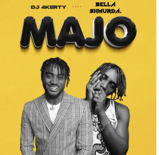 DJ 4Kerty – Majo ft. Bella Shmurda