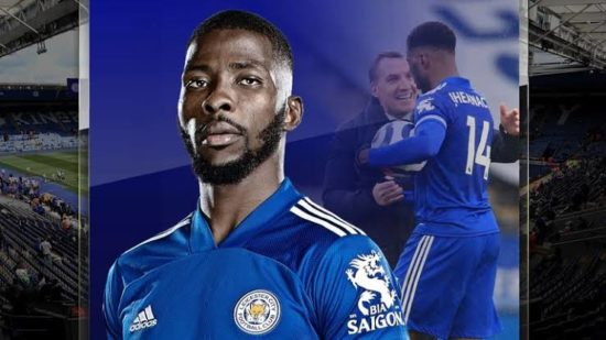 """""""A lot of people wrote me off' – Kelechi Iheanacho reflects on his early struggles at Leicester City 1"""