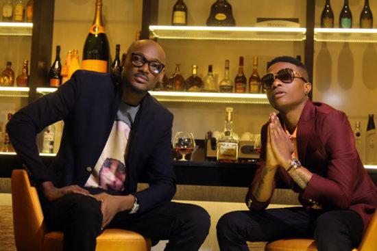 2face congratulates Wizkid for the success of his distinct sound 1