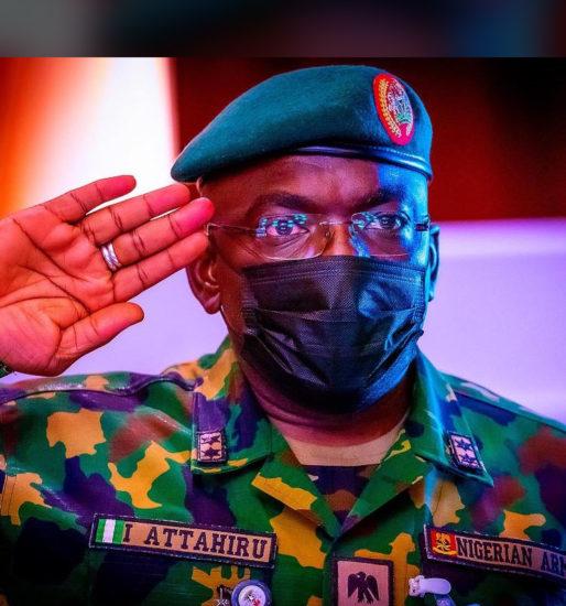 Chief of Army Staff, Lt Gen Ibrahim Attahiru, others die in air crash 1