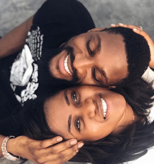 BBNaija's Tobi reveals his girlfriend and love of his life, Anu (photos) 1