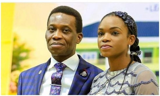 Dare Adeboye's wife, Temiloluwa reveals what he told her before his death 1