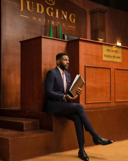 """""""At 23, I was a lawyer on a reality show"""" – Ebuka recounts baby steps that led to his success 1"""