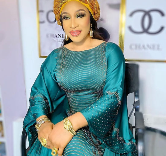 """""""We do not go back to our vomit """" Tonto Dikeh writes as she says you have """"failed"""" if your ex is still your type 1"""