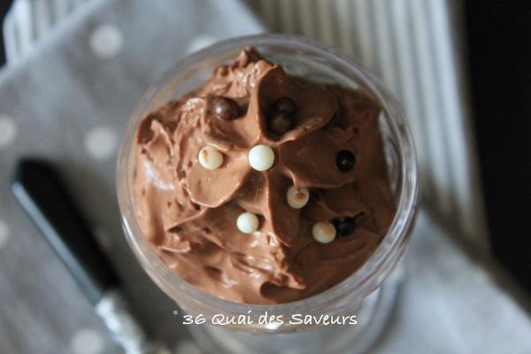 mousse au chocolat siphon