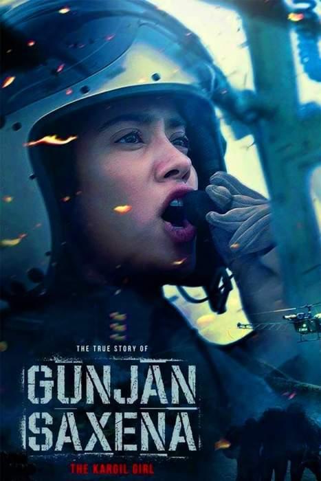 Gunjan Saxena The Kargil Girl (2020) [Indian]