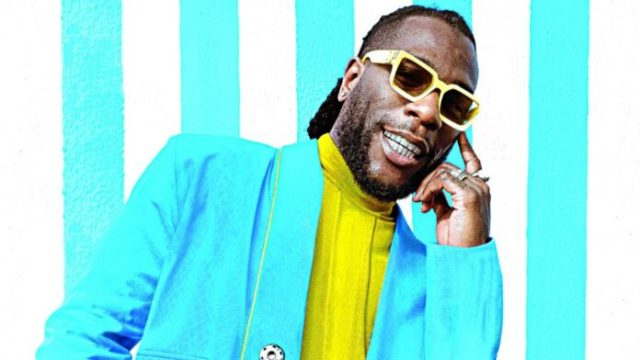 """Burna Boy """"Twice As Tall"""" Debuts At Number One At Billboard World Album Chart"""