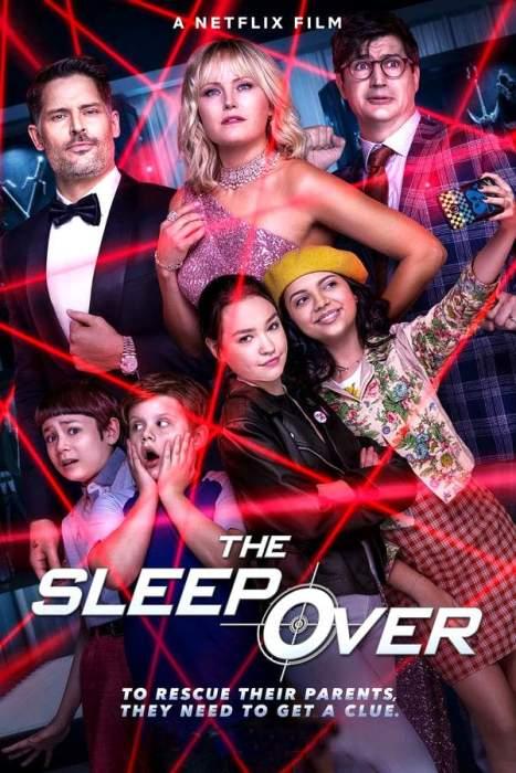 Download Movie: The Sleepover (2020)