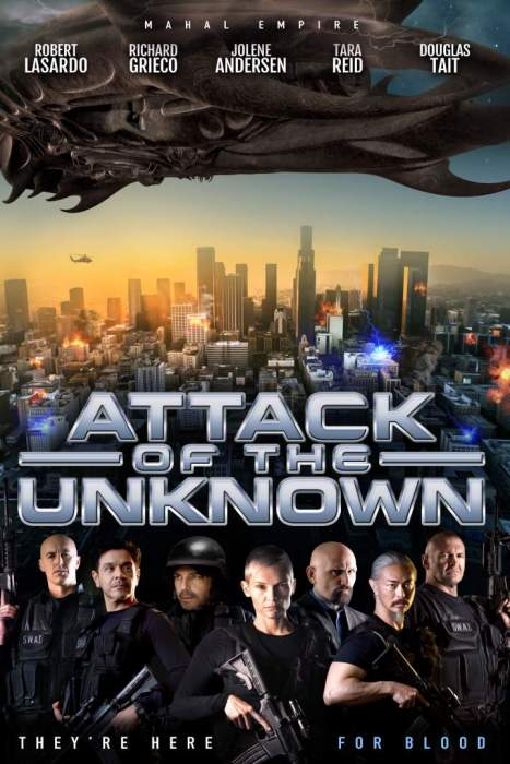 Movie: Attack of the Unknown (2020)