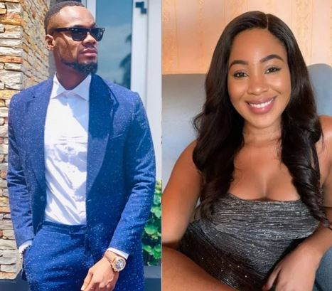 #BBNaija 2020: Drama As Erica Pours Water On HoH Bed, Threatens Prince (Video)
