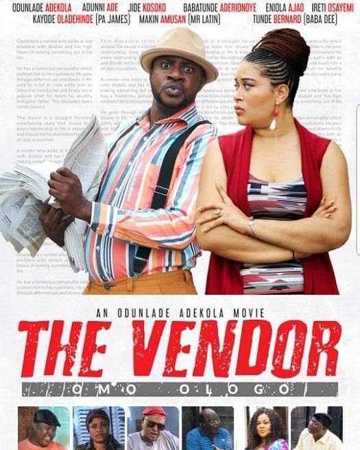 Download: The Vendor – Nollywood Movie (2019)