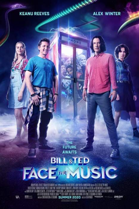 Download Movie: Bill & Ted Face the Music (2020) MP4 HD