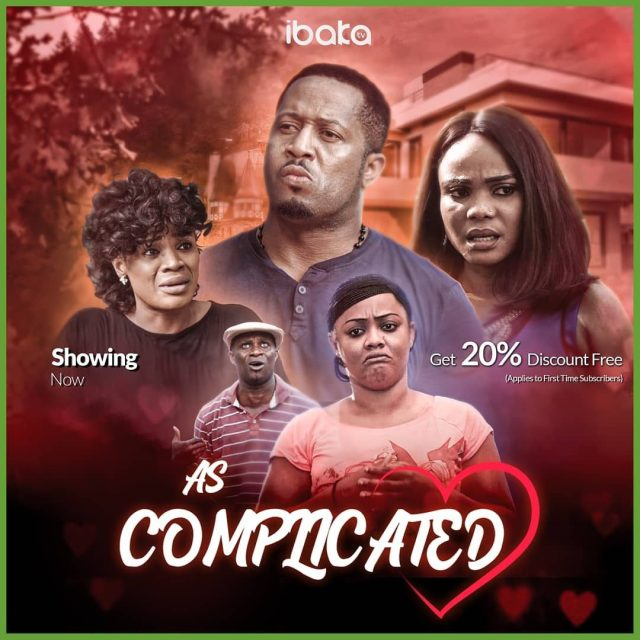 As Complicated – Nollywood Movie Download MP4
