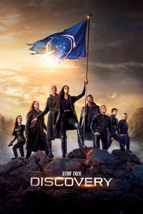 Download Star Trek Discovery Season 3 Episode 1 - 2 MP4 HD