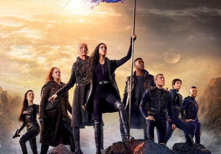 Download Star Trek Discovery Season 1 Episode 1 - 2 MP4 HD