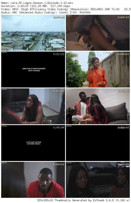 Download: Lara Of Lagos Season 1 Episode 1 – 12 (Complete) (nollywood  Series)