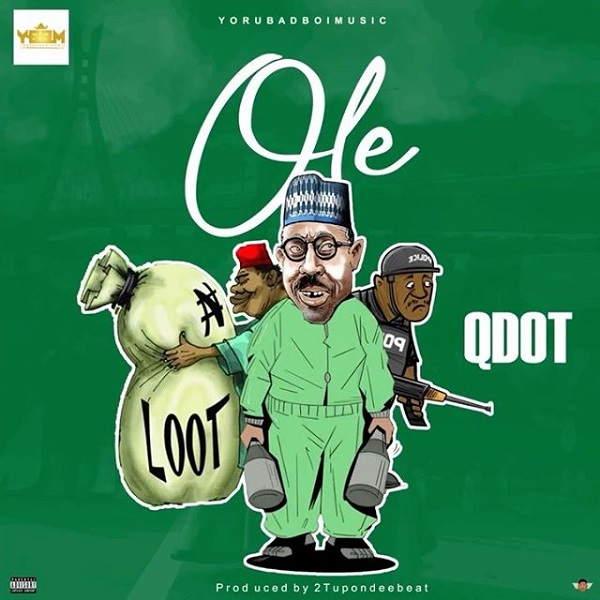 Qdot - Ole MP3 DOWNLOAD