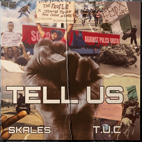 Skales – Tell Us Mp3  Download