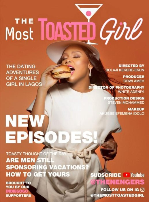 The Most Toasted Girl Season 1 Episode 1 – 6 nollywood series Download MP4, 3GP, MKV