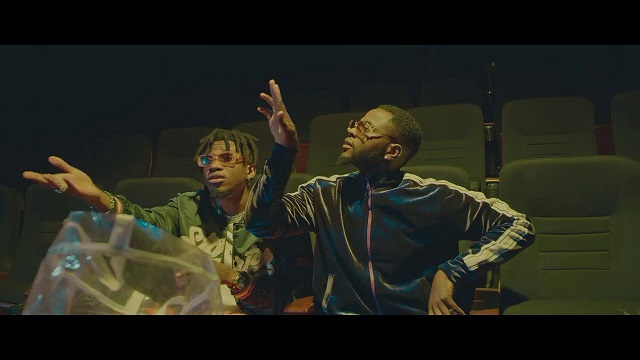 King Perryy ft. Kizz Daniel – Waist MP4 Video Download