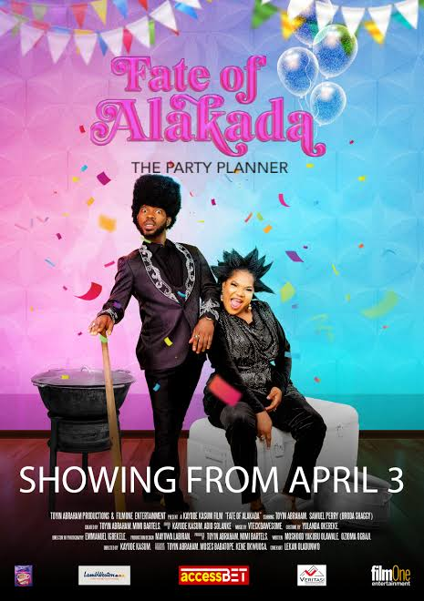 Fate of Alakada 2020 full Movie Download MP4 HD Films by Toyin Abraham