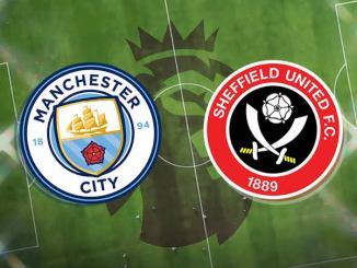 Manchester city vs Sheffield Utd