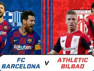 Barcelona vs Athletic Bibao
