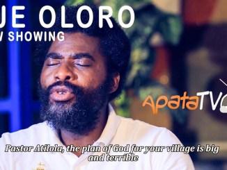 DOWNLOAD: Aje Oloro – Latest Yoruba Movie 2021 Drama