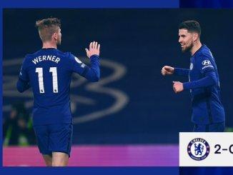 Chelsea vs Everton 2-0 – Highlights