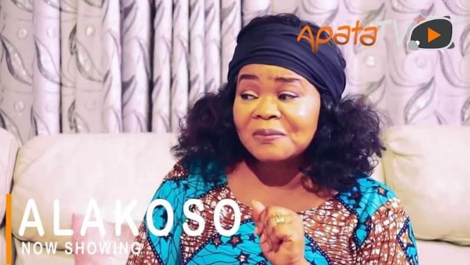 Alakoso – Latest Yoruba Movie 2021 Download MP4 3GP HD