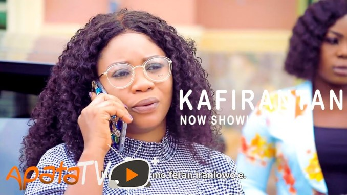 Kafirantan – Latest Yoruba Movie 2021 Download MP4 3GP HD