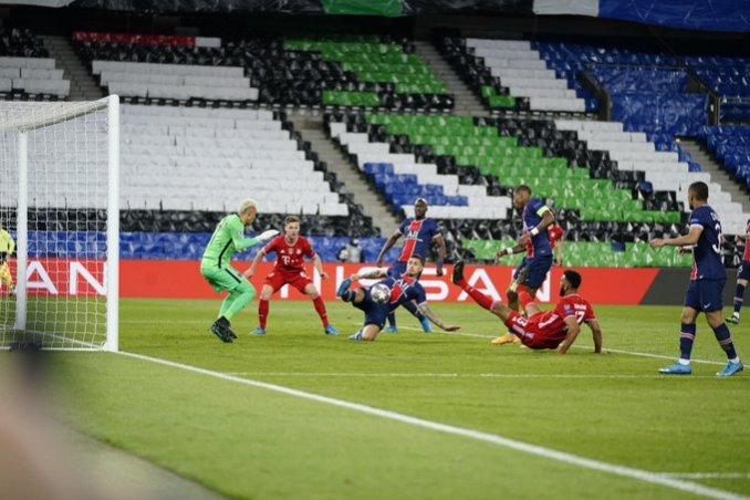 PSG vs Bayern Munich 0-1 – Highlights