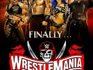 WWE WrestleMania 37 (2021) Night 01 & 02 Full Show Download MP4 HD