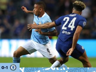 Manchester City vs Chelsea 0-1 - Highlights Download Video