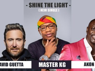 Shine Your Light Lyrics
