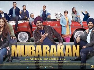 Mubarakan (2017) [Indian]