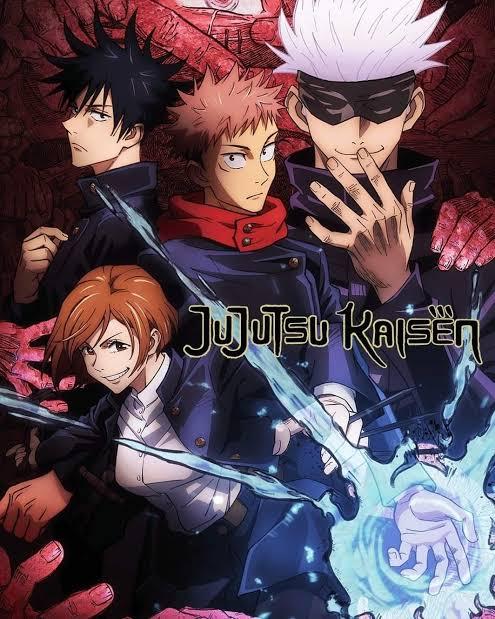 Jujutsu Kaisen Season 01 Episodes Download MP4 HD TV series Animation