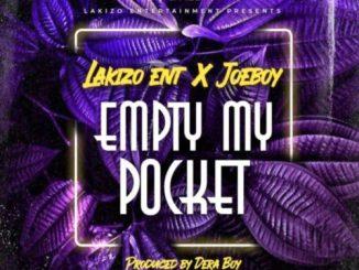 Joeboy – Empty My Pocket Mp3 Download