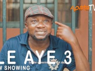 Ile Aye 3 Latest Yoruba Movie 2021 Drama Download Mp4 3gp HD
