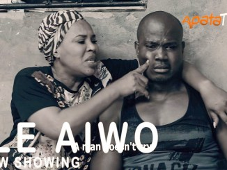 Ile Aiwo Latest Yoruba Movie 2021 Drama Download Mp4 3gp HD